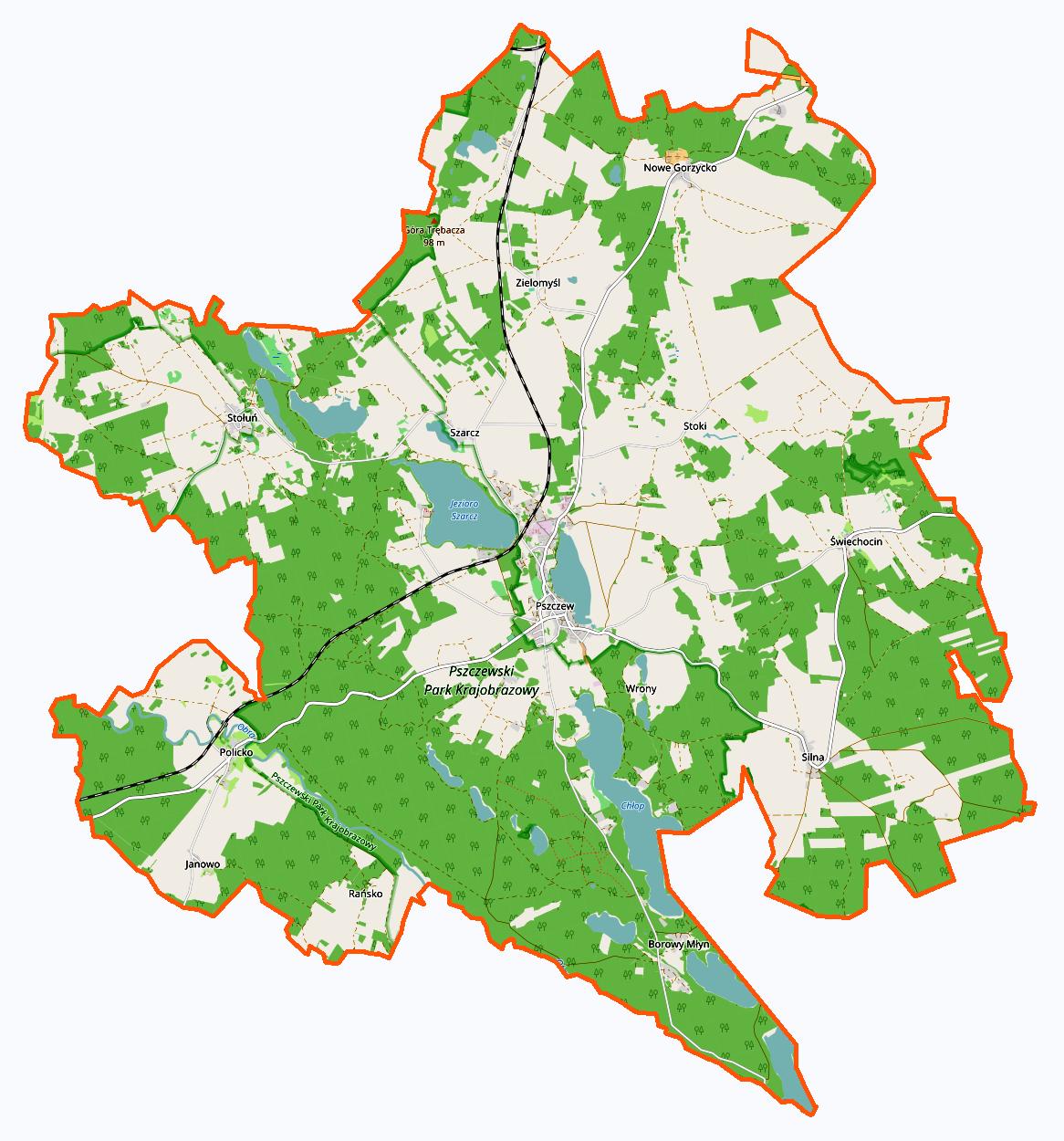 Obwieszczenie o rozbudowie sieci wodno-kanalizacyjnej – Borowy Młyn