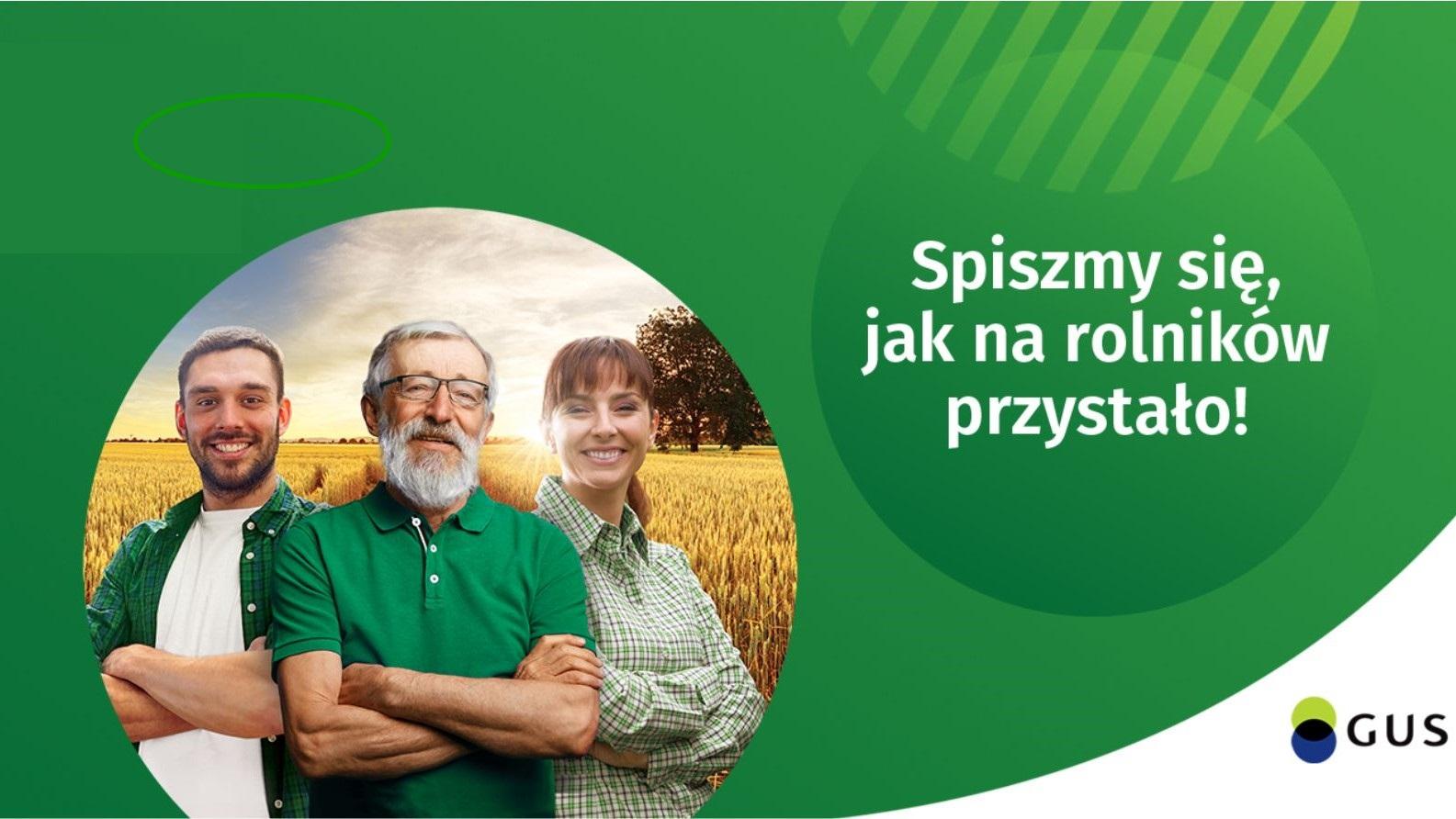Bieżące informacje o spisie rolnym 2020