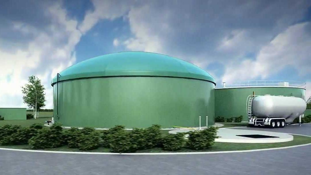 Biogazownia – spotkanie