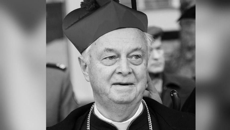 Zmarł bp Adam Dyczkowski – Honorowy Obywatel Pszczewa